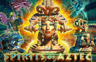 Игровой автомат Spirits of Aztec играть с бонусами