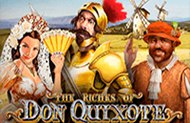 Автомат The Riches of Don Quixote онлайн
