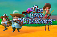 Автомат The Three Musketeers с бонусом
